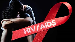 AIDS Lady Guy