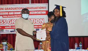 Lack of vocational skills is a cause of unemployment in Ghana