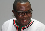 National Chairman of the National Democratic Congress, Samuel Ofosu-Ampofo