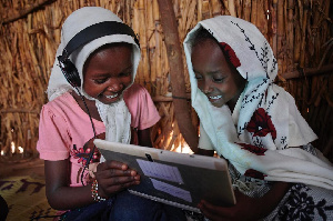 UNICEF and Ericsson will be mapping up the internet connectivity for schools
