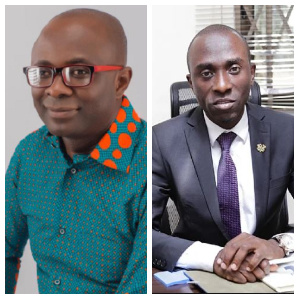 Kwasi Aboagye and Ernest Owusu-Bempah