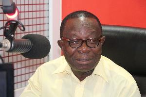 Football administrator Jonathan Abbey Pobi