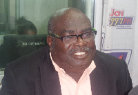 Executive Director of the Advertising Association of Ghana, Francis Dadzie