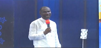 Leader of the Glorious Wave International Church, Prophet Emmanuel Badu Kobi
