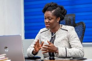 Kosi Yankey-Ayeh, Executive Director for the NBSSI