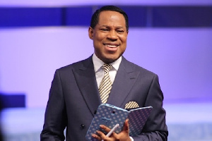 Founder of Christ Embassy, Pastor Chris Oyakhilome