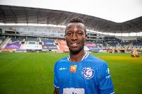 Ghanaian winger Osman Bukari