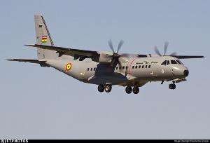Ghana Air Force Jet