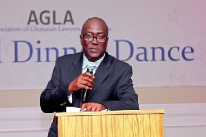 Executive Director of CDD, Prof Henry Kwasi Prempeh