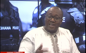 Kojo Pumpuni Asante is with governance think tank, CDD-Ghana