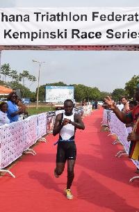 Ghana to participate in Triathlon Africa Championship
