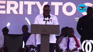 President Akufo-Addo made the revelationmat the just ended NPP Delegates conference