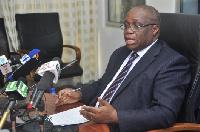 Dr. Henry Kofi Wampah