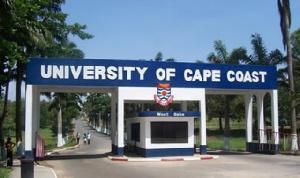 File photo: University of Cape Coast