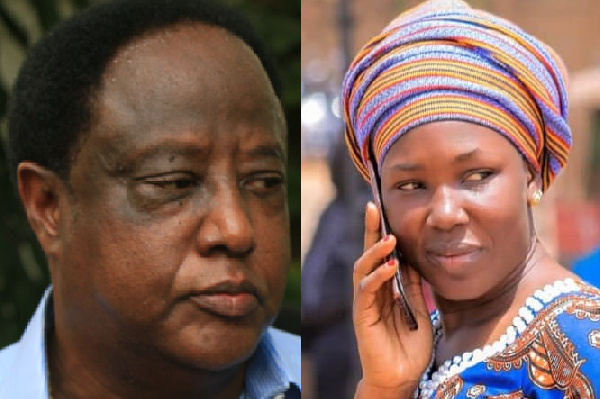 Napaga, Ambassador Hassan Ahmed missing from Akufo-Addo's 'kitchen cabinet'