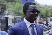 Former Chief Executive Officer of COCOBOD, Stephen Kwabena Opuni