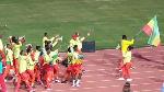 Team Ghana at a recent African Games