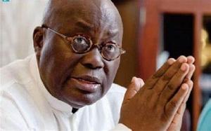 Nana Addo Dankwa Akufo, The Ghanaian President