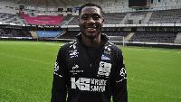 Ghanaian striker, Dennis Antwi