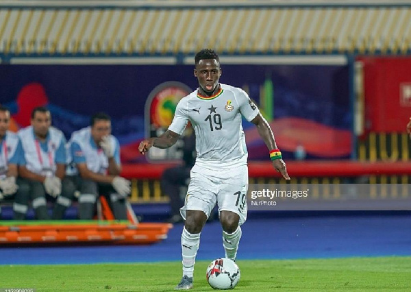 \'I nearly rejected Kwasi Appiah\'s call- Samuel Owusu opens up on first Black Stars call up