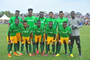 Aduana Stars players