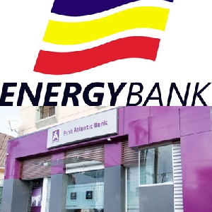 Energy Bank is expected to merge with First Atlantic bank to meet BoG's minimum capital requirement