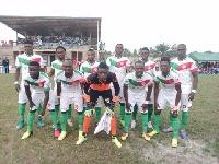 Karela United  will play Kotoko on Wednesday