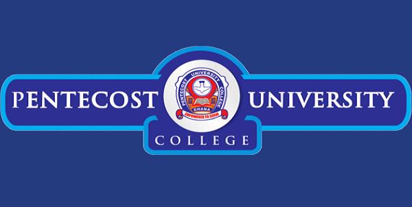A file photo of Pentecost University logo