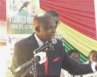 Mr Aminu Mohammed Zakari