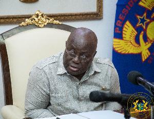 President Akufo Addo 1