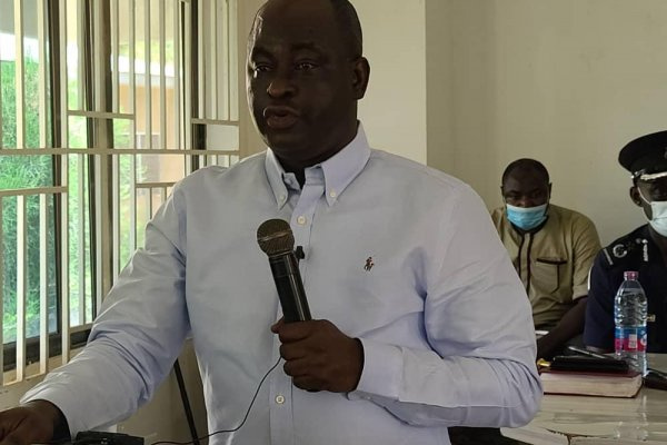 Our country is safe - Minister assures residents of border towns