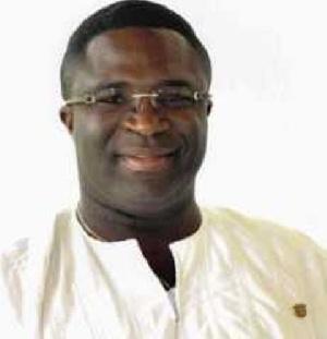 Eugene Boakye Antwi, MP, Subin