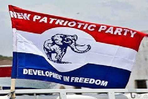 File photo: The NPP executive have accused Kwadwo Baah Agyemang of supporting the opposition NDC