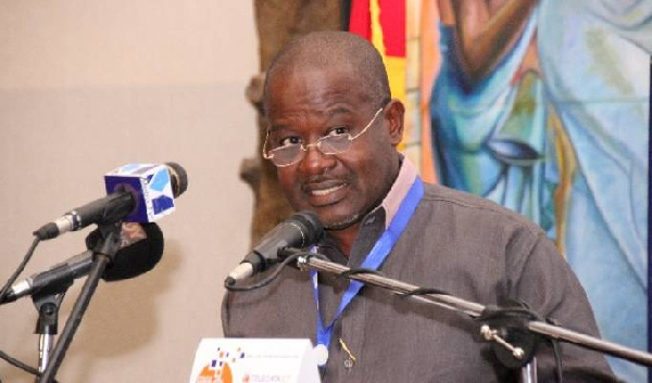 Mr. Kwame Jantuah
