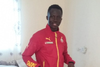Ukraine based Ghanaian player, Stanley Danquah