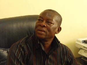 Yaw Boateng Gyan, former National Organizer of the opposition National Democratic Congress