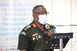 Stronger inter-agency collaboration among state security agencies needed to reduce violent extremism in West Africa - Maj Gen Ofori