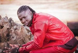 Dancehall artiste, Stonebwoy
