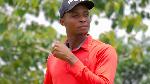 Ghanaian golfer, Vincent Torgah