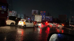 Kumasi Floods