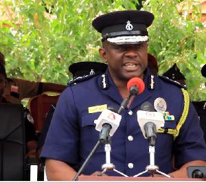 David Asante-Apeatu, Inspector General of Police