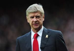 Arsene Wenger Arsenal Coach