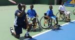 Ghana Wheelchair Tennis players