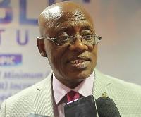 Emmanuel Mahama Baba, Former Board Member of the National Insurance Commission