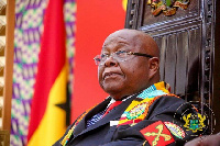 Speaker of Parliament, Prof Mike Oquaye