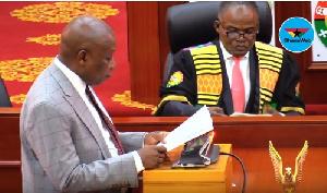 Agyeman Manu Parliament