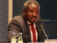NPP Deputy communications director, Perry Okudzeto