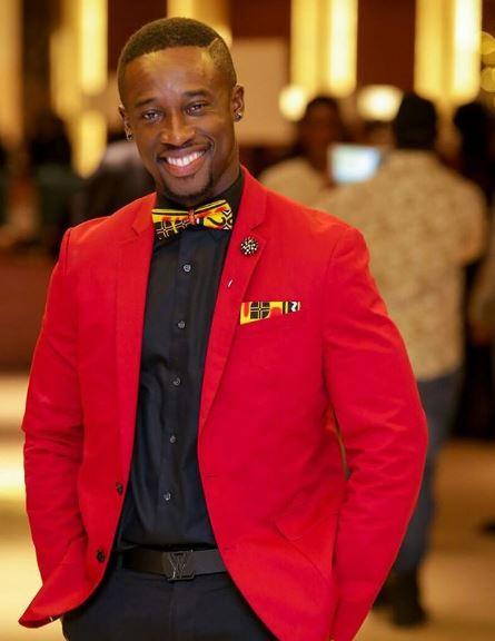Ghanaian actor, Fiifi Coleman