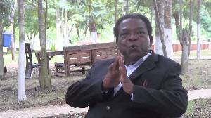 Former Chief of Staff, Nana Ato Dadzie