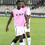 Sulley Mohammed signs for King Faisal